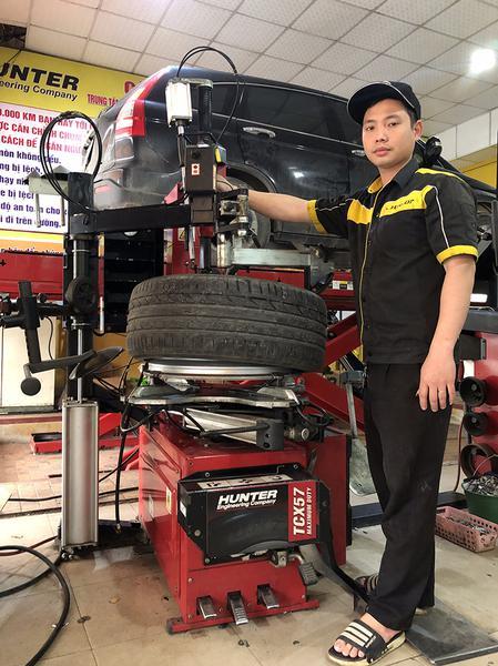 lốp ô tô tại nghệ an