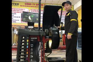 Tầm quan trọng của đảo lốp và cân bằng động lốp xe ô tô