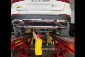 Cách kiểm tra độ hao mòn của lốp ô tô như thế nào