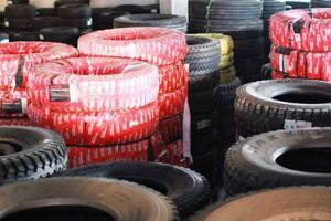 Lốp xe bị phù nguy cơ tai nạn cao khi di chuyển