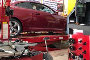 Áp suất lốp ô tô ảnh hưởng như thế nào đến lốp xe ô tô