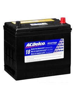 AcDelco 60Ah 55D23L